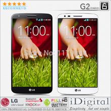 Original LG G2 D802 F320 32GB Quad-Core 5.2''IPS 1920*1080px Full HD 13MP GPS WIFI NFC Android 4.2 Unlocked Phone(China (Mainland))