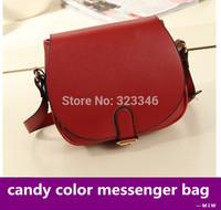 layd samll solid candy-color pu leather vintage shoulder bags designers brand handbags bolsas femininas crossbody bags for women