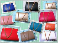 2014 new fashion geometric three-dimensional metal chain ladies handbag evening bag day clutches mini wedding party bag