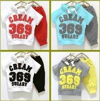 New 2014 Baby & Kids Clothing Set Children hoodies Girls Clothing Sets kids Clothes sets atacado roupas infantil