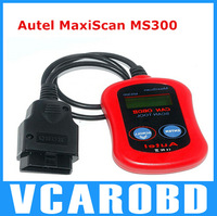 Autel MaxiScan MS300 OBD2/OBDII Car Auto Diagnostic Code Reader Scanner Tool CAN with fash shipping and high recommened!