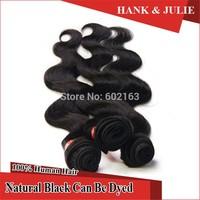 5pcs/ Lot Human Hair Products 6A Grade Body Wave Brazilian Virgin Hair Extensions 100% Unprocessed Virgin Human Hair Weave