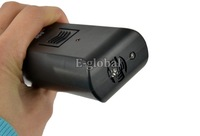 High Quality Black Dog Pet Ultrasonic Aggressive Repeller Train Stop Barking Training 9734 b014