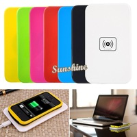 QI Wireless Charger Charging Pad for Samsung Galaxy S3 S4 Note3 Note2 Free Shipping SV000833 B011