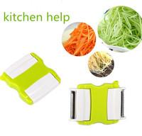 Kitchen essential multifunction vegetable fruit peeler scraper plane cutter cooking tool good&sharp