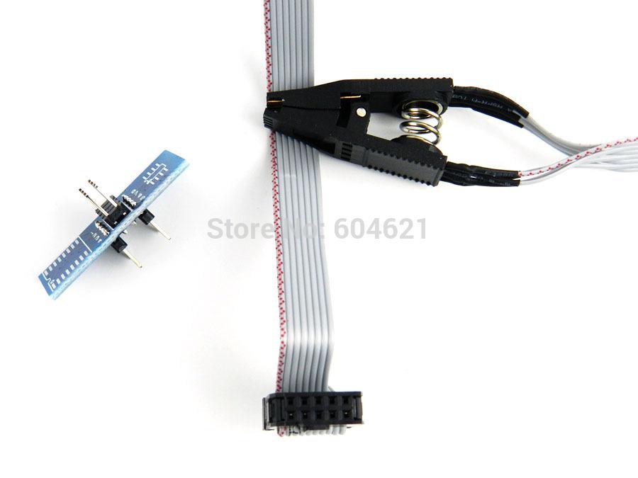 SOIC8 SOP8 флэш микросхема
