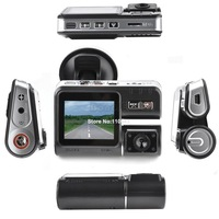 Single Lens Camcorder Car DVR Single Camera HD 720P Dash Cam Black Box With Rear Cam Vehicle View Dashboard Cameras B2 OS000244