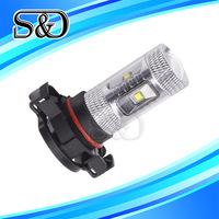 S&D Brand Cree XBD LED H16 30W White Lamp car light Fog Head Bulb auto Vehicles  Turn Signal Reverse Tail Lights  parking