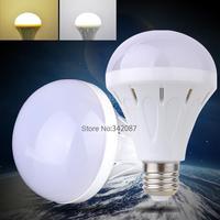 On Sale! E27 27LED 5730SMD Cold/Warm White Energy Efficient Bulb Lamp Light 110V/7W b4 SV000056