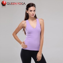 Sexy Girls Yoga/Sport/Running tank tops.Fashion yoga Vests for girls/Women/Ladies.Size XS(4),S(6),M(8) available.Free Shipping