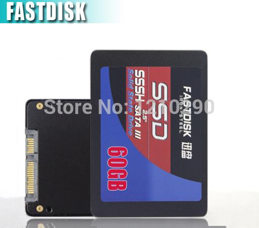 Внутренний твердотельный диск (SSD) FASTDISK SSSH: 2,5 SATA III 60GB SSD 2,5/SSSH: SSD & жесткий диск ssd 60gb 2 5 sata