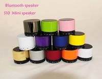 Drop Shipping- 100%Brand New wireless bluetooth audio hands-free megaphone mini card speaker walkman minispeaker
