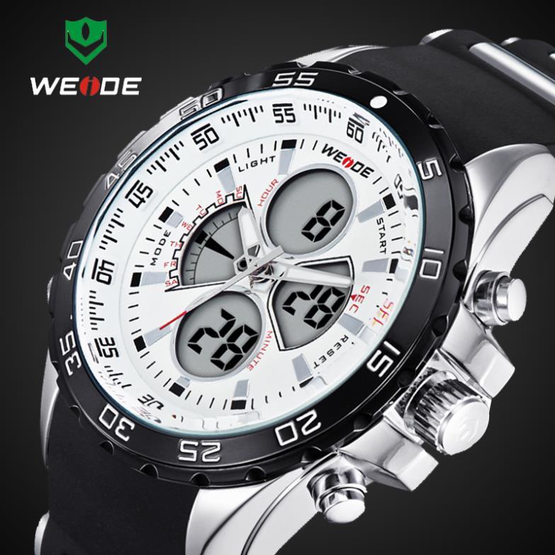 relojes de marca weide elektronische männlichen beobachteten männer armbanduhren whatch männer saat relogio digital original montre homme Coupon tisch