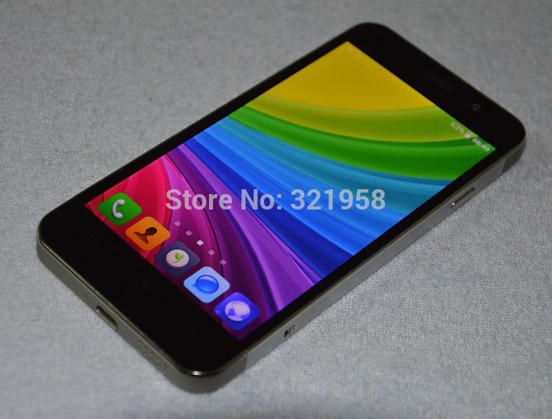 "JIAYU G5S JIAYU G5 Upgrade MTK6592 Octa Core Android Phones 4.5"" IPS Gorilla Screen 13.0MP DHL EMS Free shipping Clear sto"