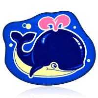 Acrylic Cartoon Whale Mat 45cmx55cm