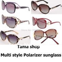 2014 spring new fashion ray UV400 Polarized female/women's glasses/sunglasses/sun glasses/eyeglasses/eye glasses Chinese brand