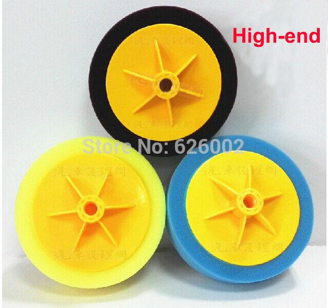 6 inch car polishing pad sponge remove scratch foam pad auto beauty paint care(China (Mainland))