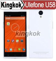Star Ulefone U58 U5 5.5'' QHD IPS 960x540 Screen Android Smart Phone with MTK6592 Octa Core CPU 1GB RAM 16GB ROM + Dual SIM