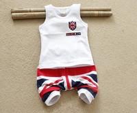 HB0444 Fashion 2014 New Carters Baby Girls 2-pieces Clothing set,Santa bodysuit&pants set,newborn-24 months baby Christmas set