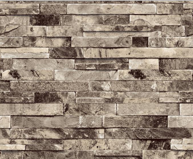 Stenen Muur Voor Woonkamer : Modern Stacked Stone Wall Tile