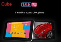 """Cube U51GT C4 7""""/ Cube Talk 7x Tablet PC IPS MTK8382 Quad Core dual sim card 3G Android 4.2 1GB RAM 8GB ROM Bluetooth GPS"""