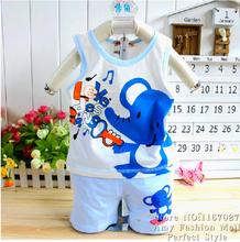 2014 new Baby Children clothing set, t-shirts girls boys t shirt+pants undershirt Shorts,kids pajama set,Children t shirts z9(China (Mainland))