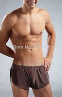 4 pieces/lot!Arrow mens underwear boxers soft cuecas boxer comfortable cueca boxer men silky underpants boxer sexy short
