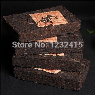 250g made in 1980 Chinese Ripe Puer Tea The China Naturally Organic Puerh Tea Black Tea