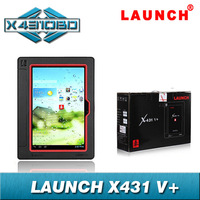 [Authorized Dearler] 2014 Launch X431 V+ Wifi/Bluetooth Global Version Full System Scanner High Quality