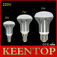 High Quality E14 E27 2835SMD AC85-265V 5W 7W 9W LED Lamps Spotlight Bulb Light Wall Ceiling Downlight Chandelier Spotlight 4Pcs