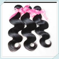 bulk price 100% Virgin Brazilian Body wave Human Hair Extensions 1pc 60gram Unprocessed Bundle can be dyed hair wavy