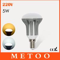 2014 NEW Mini E14 Led chandelier 2835 SMD AC185-265V 5W led bulb, High quality lamps 6PCS/lot wholesale