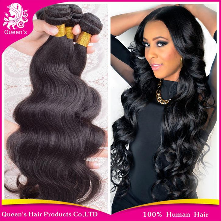 "Rosa hair products malaysian body wave 3pcs/lot malaysian virgin hair ,8""-30"" huma"
