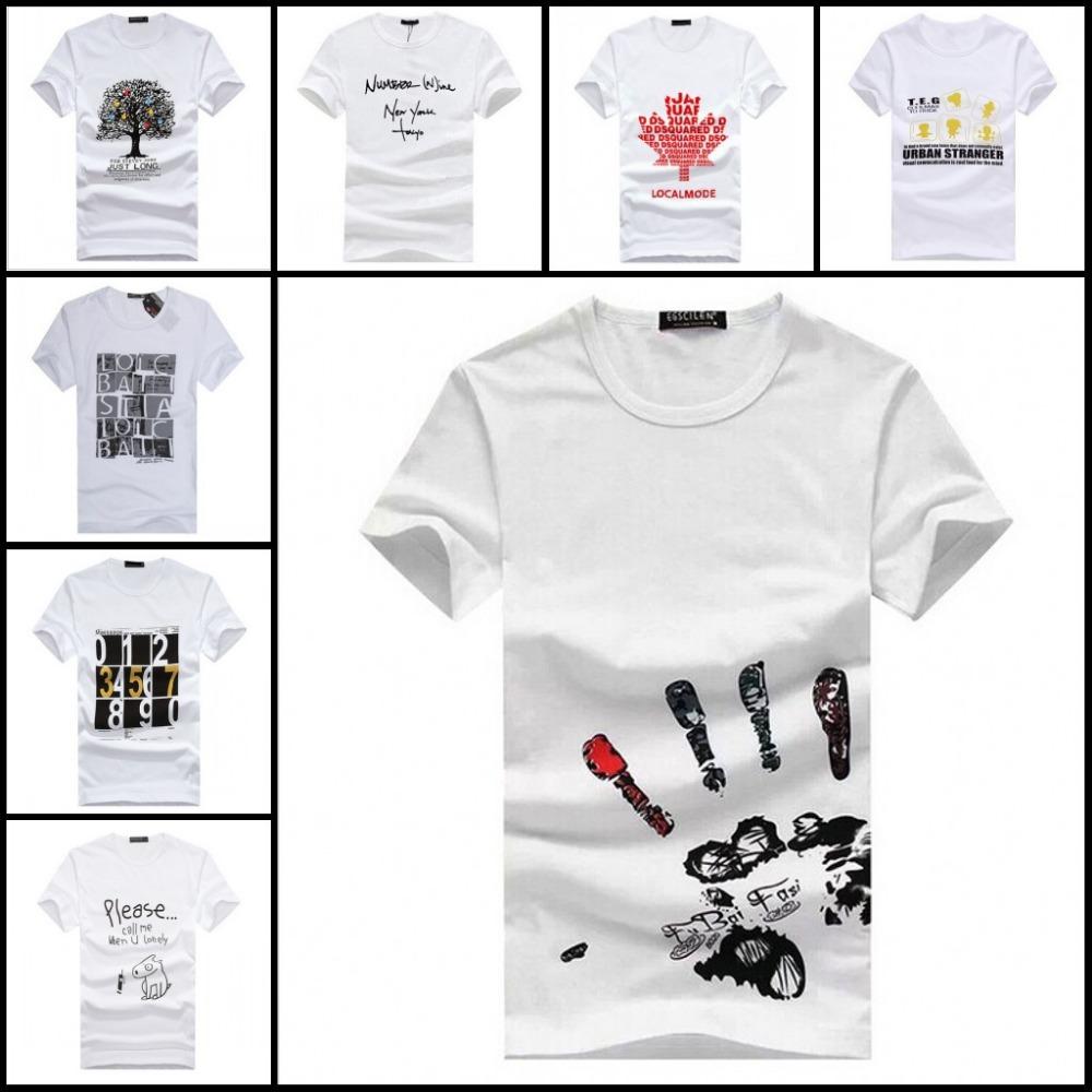 Мужская футболка Men 2015