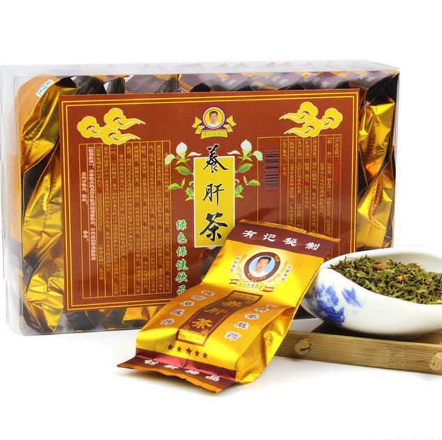 Förderung! 30 Beutel bestnote Gesundheitsversorgung bio-chinesisches Leber tee, Kater tee diät tee, produziert von china tee y co., ltd