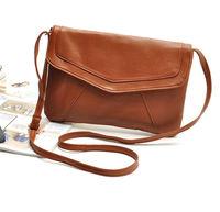 New fashion long  envelope bag women messenger bags small girl crossbody shoulder bag women's handbag  clutch bolsas