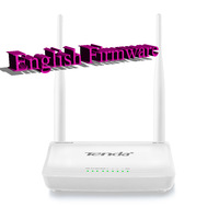 English firmware Wireless WIFI Router WI-FI Repeater Booster Extender Home Network 802.11 b/g/n RJ45 5 Ports Tenda WI FI 300Mbps