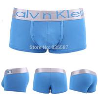High quality Brand Name Sexy Men Boxers Shorts Men's Boxers Men underwear