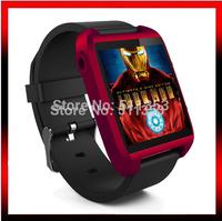 SmartQ Z Smart Watch BT Android 4.3 Bluetooth Wifi Watchphone Smart Watch for 4/4S/5/5S Samsung S4/Note 2/Note 3 HTC Smartphones