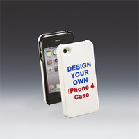 custom phone case for iphone 4 4s 50pcs/lot free dhl shipping