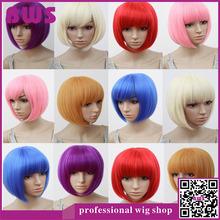 pink pink hair promotion