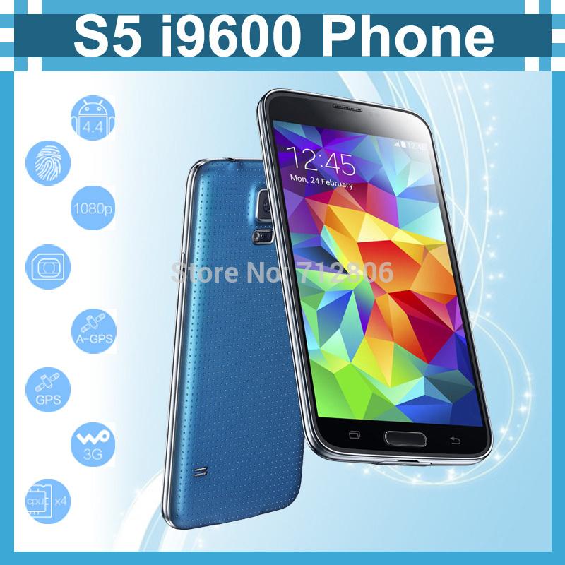 Parfait full hd 1:1 s5 mtk6592 smartphone android 4.4 5.1- pouces. octa core 1.6 ghz 1920*1080 2gb ram. 13mp air geste téléphone appareil photo
