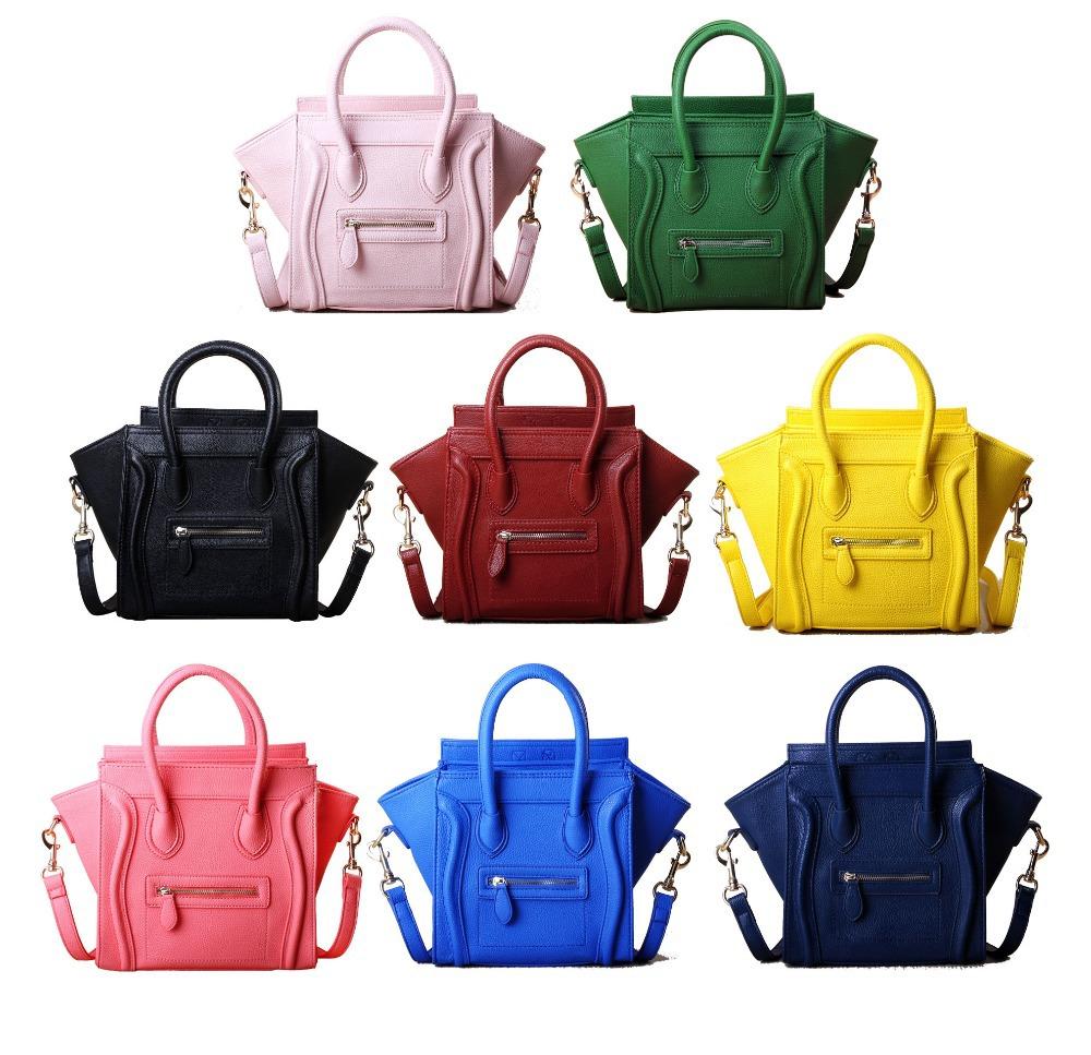AliExpress.com Product - 2014 European and American women's handbag fashion Phantom smiley shoulder bag High quality mini smiling face handbag GG030