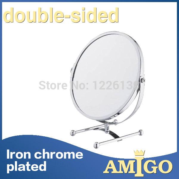 360 градусов hd макияж зеркала обои 18.5x12x20cm 1:1 и 1:2 зеркало увеличительное двухсторонний Зеркало для леди