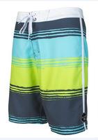 New Swimwear Men Swim Shorts Bermudas Boardshorts Swimming Shorts Surf  Shorts 2 Color  Elastic