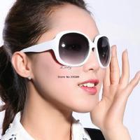High Quality Women's Designer Oversized Vintage Tortoise Frame Lens Retro Round Sunglasses Shades Eyeglasses Glasses B9 SV002740