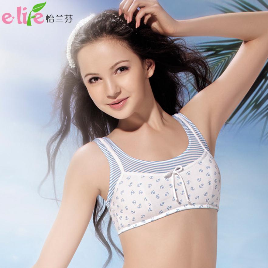... cropped top children's bra training bras for girls(China (Mainland