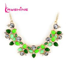 popular chunky fashion necklace