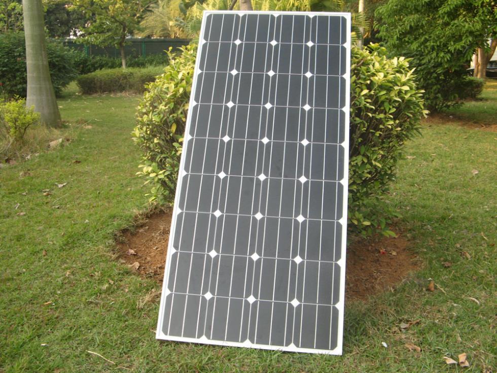 Eu stock , 300w , 2pcs 150W 12V RV mono solar panel for 12v battery,car , home solar power ,no tax , free shipping(China (Mainland))