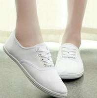 New 2014 canvas women sneakers shoes breathable fashion brand women flat shoes woman size 35-41 sn007